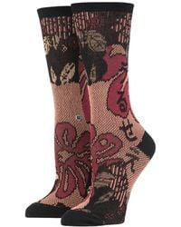 Stance - Lotus Japan Tomboy Socks - Lyst