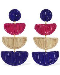 Mercedes Salazar Mobile Earrings - Mehrfarbig