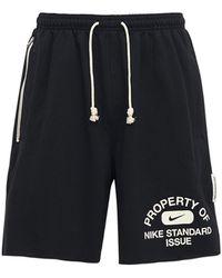 Nike Fleece Shorts - Black