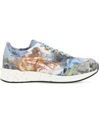 "Asics Sneakers ""vivienne Westwood Hypergel-lyte"" - Bleu"