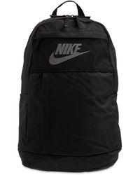 Nike Рюкзак Elemental - Черный