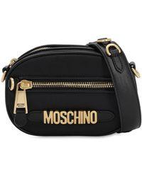 Moschino - Shoulder Bag Black - Lyst