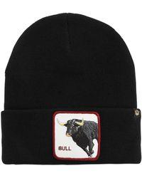 Goorin Bros Big Bull Beanie - Schwarz