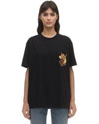 Etro コットンジャージーtシャツ - グレー