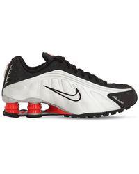"""Nike - Кроссовки """"shox R4"""" - Lyst"""