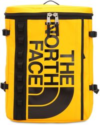 The North Face Base Camp Fuse Box Nylon Blend Backpack - Yellow