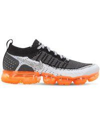 """Nike - Sneakers """"air Vapormax Vm Flyknit Safari"""" - Lyst"""