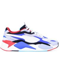 Puma Select Rs-x3 Puzzle Trainers - Blue