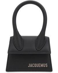 Jacquemus Кожаная Сумка-кроссбоди Le Chiquito - Черный