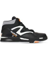 Reebok Pump Omni Zone Ii Og Sneakers - Black