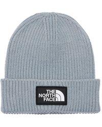 The North Face Шерстяная Шапка - Серый