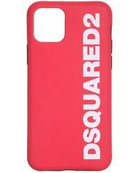 DSquared² Чехол Для Iphone 11 Pro - Красный