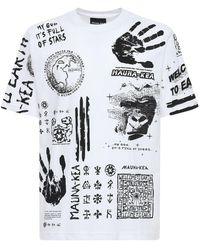 Mauna Kea コットンtシャツ - ホワイト