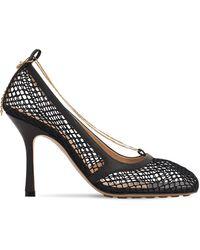 Bottega Veneta Female Black 100% Leather. 100% Mesh.