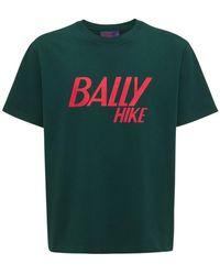 Bally Hike Tシャツ - グリーン