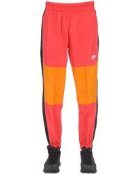 Nike - ウーヴンテクノトラックパンツ - Lyst
