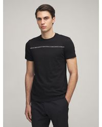 Armani Exchange - コットンtシャツ - Lyst