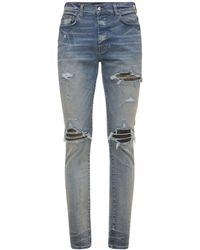 """Amiri 15cm Jeans Aus Denim Mit Baumwolle """"mx1"""" - Blau"""