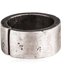 Henson Decayed Split Ring - Metallic