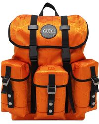 Gucci Off The Grid Rucksack - Orange