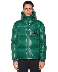 Moncler Wilson Down Jacket - Green