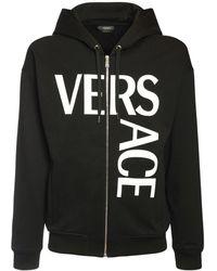 Versace - Свитшот С Принтом - Lyst