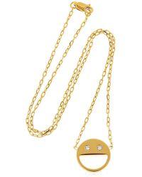 Vita Fede - Sorriso Chain Necklace - Lyst