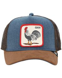 Goorin Bros Big Strut Trucker Hat - Natural
