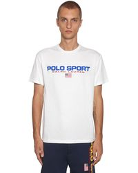 Polo Ralph Lauren コットンtシャツ - ホワイト