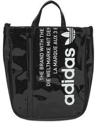 "adidas Originals Tote ""vint Air Shop"" - Schwarz"