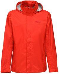 Marmot Куртка Precip Eco - Красный