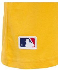 KTZ Mlb Seasonal Ny Yankees Tシャツ - イエロー