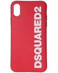 DSquared² - Резиновый Чехол Для Iphone - Lyst