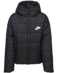 Nike Doudoune Classique Therma-fit - Noir