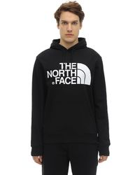 "The North Face Hoodie Aus Fleece ""standard"" - Schwarz"