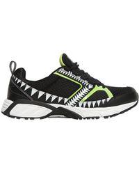 Volta Footwear - Terra Decor Mesh Sneakers - Lyst