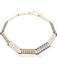 Anton Heunis - Opulent Minimalism Necklace - Lyst