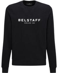 Belstaff - 1924 コットンスウェットシャツ - Lyst