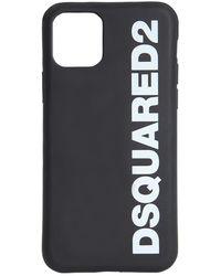 DSquared² Iphone 11 Pro-cover Mit Logo - Schwarz