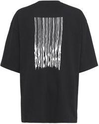 Balenciaga - Free コットンtシャツ - Lyst