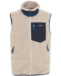 Patagonia Classic Retro-x Vest - Natural