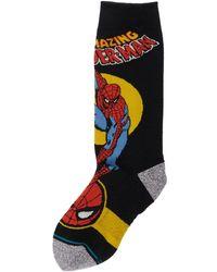 """Stance Socken Aus Baumwollmischgewebe """"spider Man"""" - Mehrfarbig"""
