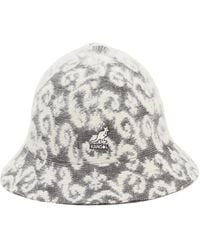 Kangol Baroque Tapestry Casual ハット - ホワイト
