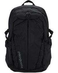 Patagonia 28l Refugio Recycled Nylon Backpack - Black