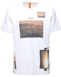 Raeburn コットンジャージーtシャツ - ホワイト