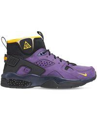 """Nike Sneakers """"air Mowabb"""" - Lila"""