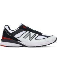 "New Balance Sneakers ""990 V5"" - Blau"