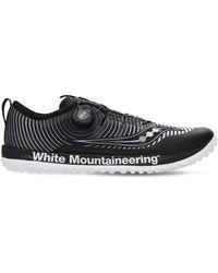 Saucony White Mountaineering Switchback スニーカー - ブラック