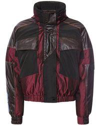 McQ Куртка Fantasma Из Хлопка - Черный