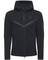 """Nike Hoodie Aus Mit Reissverschluss """"nsw"""" - Schwarz"""
